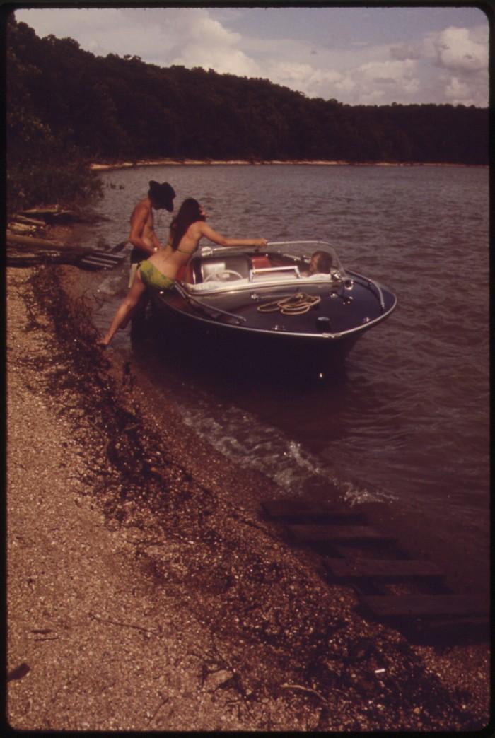 3.Lake of the Ozarks, June 1973