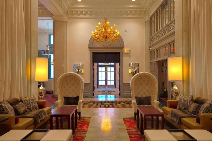 4.2. Ambassador Hotel KC, Autograph Collection