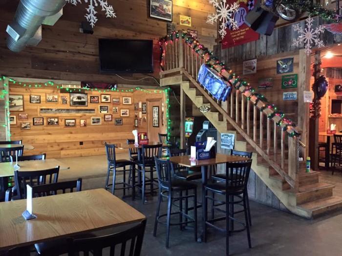 4.2. The Thirsty Hog Saloon, Fulton