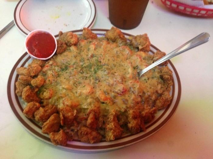 4.3. Broussard's Cajun Cuisine, Cape Girardeau