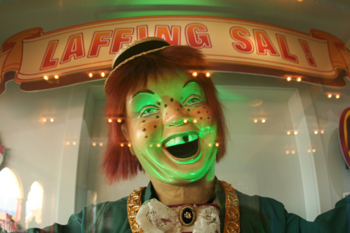 6. Laughing Sal