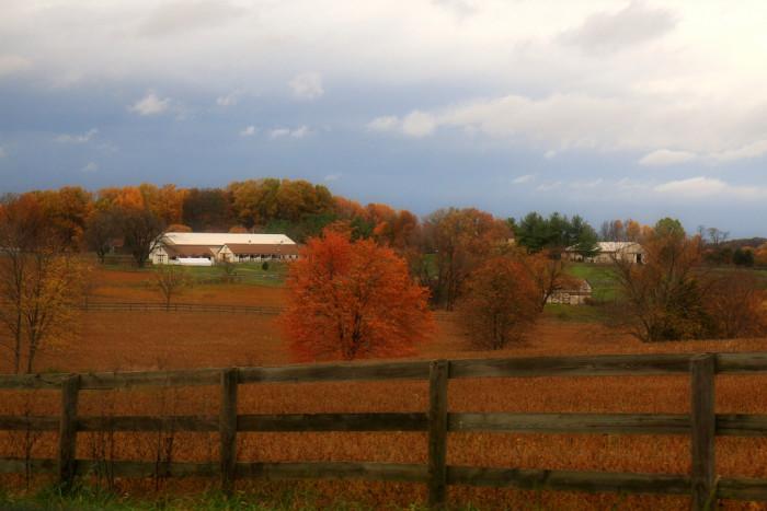 20 Amazing Photos Of Rural Maryland