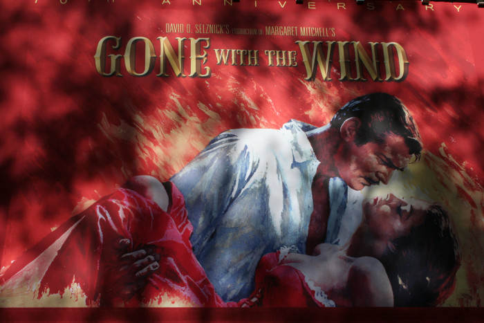 2. The Infamous Burning of Atlanta in Gone With the Wind