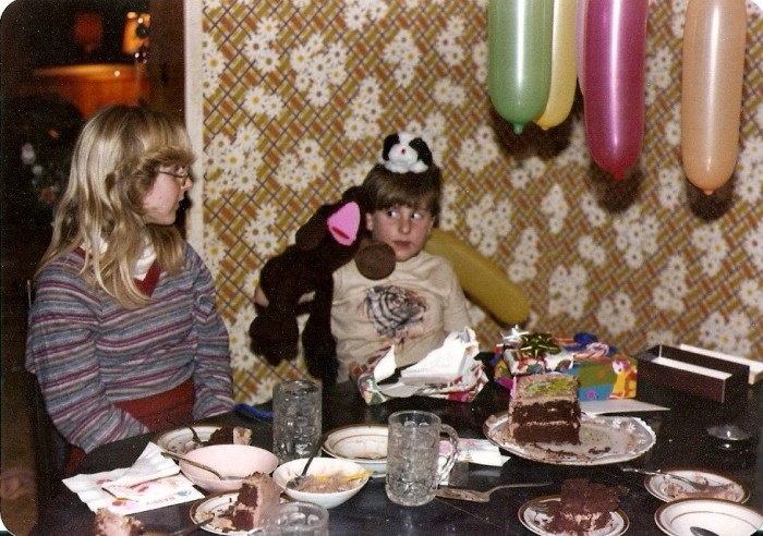 3. Happy Birthday! 1979