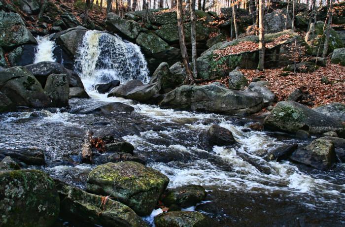 8. Trap Falls, Ashby