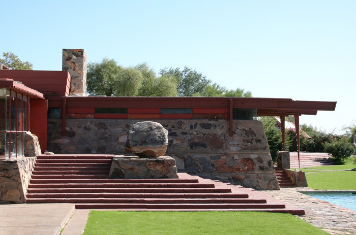 22. Find out what the big deal is about Frank Lloyd Wright by paying a visit to Taliesin West in Scottsdale.