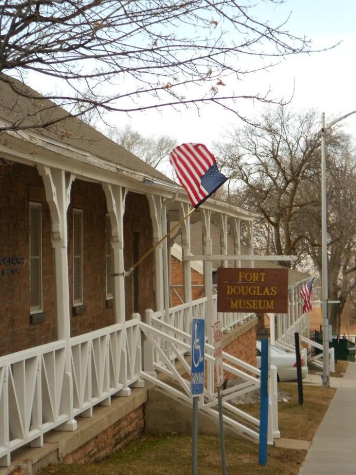 1. Fort Douglas, Salt Lake City
