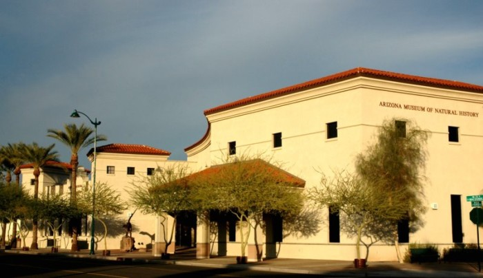 2. Arizona Museum of Natural History, Mesa