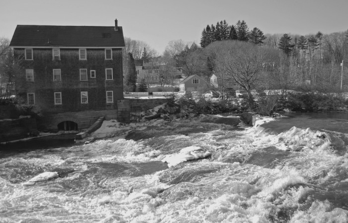 9. The first sawmill in the U.S. was built in Maine in 1623.
