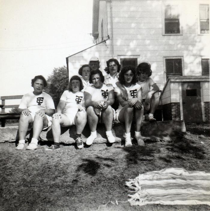 4. Summer camp in Atkinson.