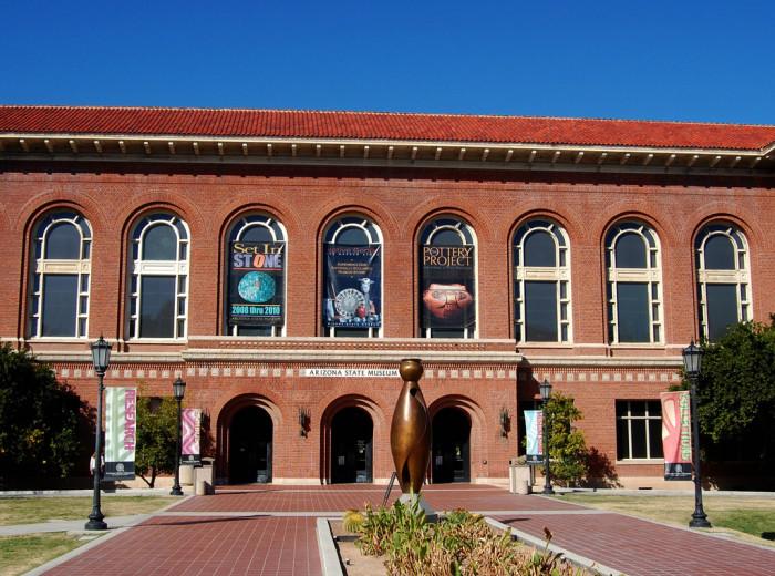 4. Arizona State Museum, Tucson