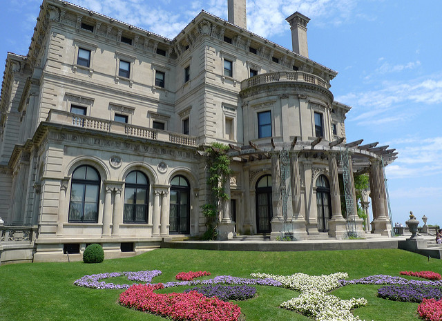 1. The Breakers, Newport