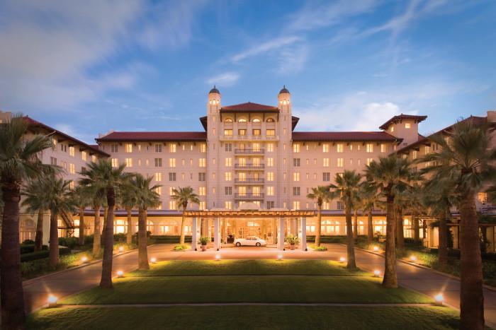 1. Hotel Galvez (Galveston)