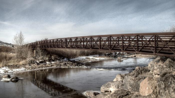 7. Debbie Smith Memorial Bridge