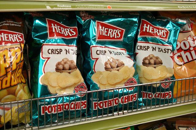 5. Herr's Chips