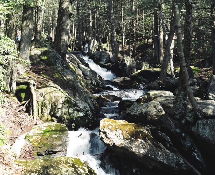 5. Buttermilk Falls - Plymouth