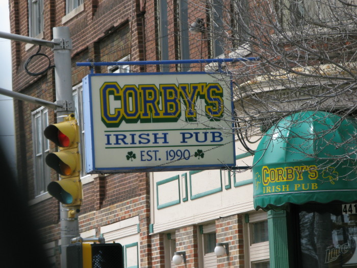 corbys rudy south bend indiana