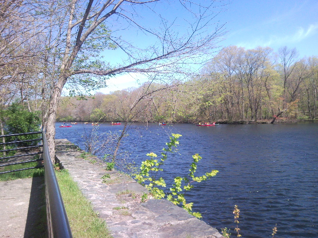 14. Blackstone River Bikeway: Because it's a stunning route!