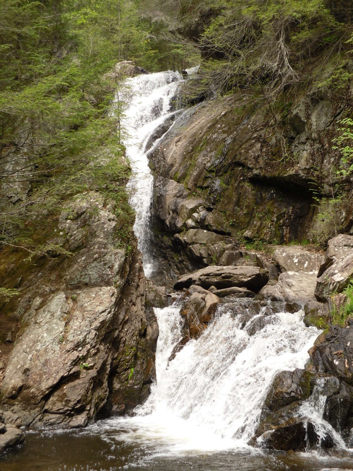 15. Campbell Falls, New Marlborough