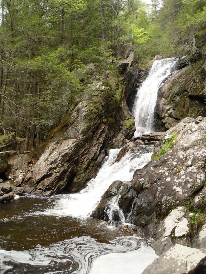 8. Campbell Falls, New Marlborough