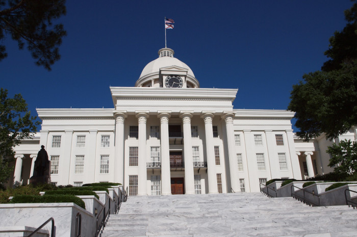 2. Alabama State Capitol - Montgomery