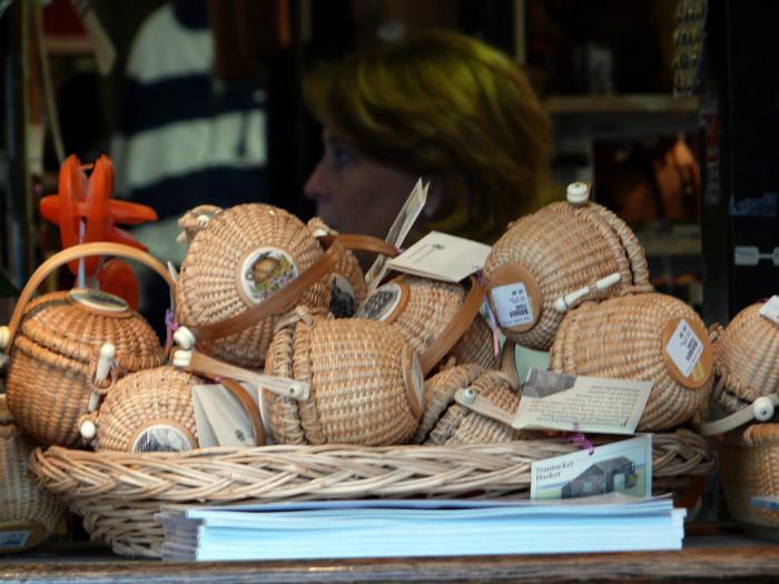 2. A Nantucket basket. If you're a fancy-pants.