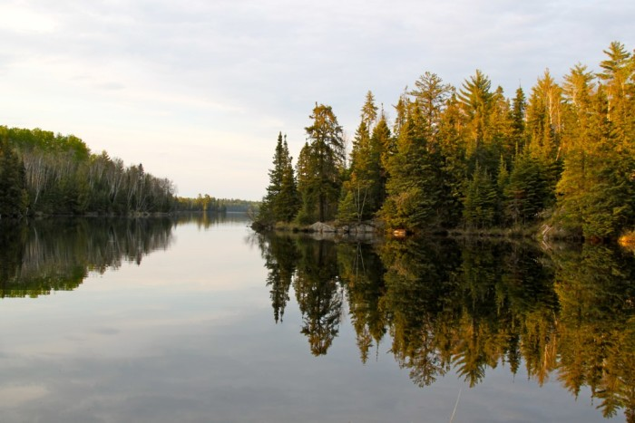 12. And don't forget, if prairie isn't your cup of tea, there are plenty of lakes and forests to go around!