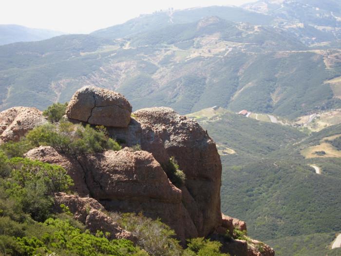 6. Mishe Mokwa Trail to Sandstone Peak