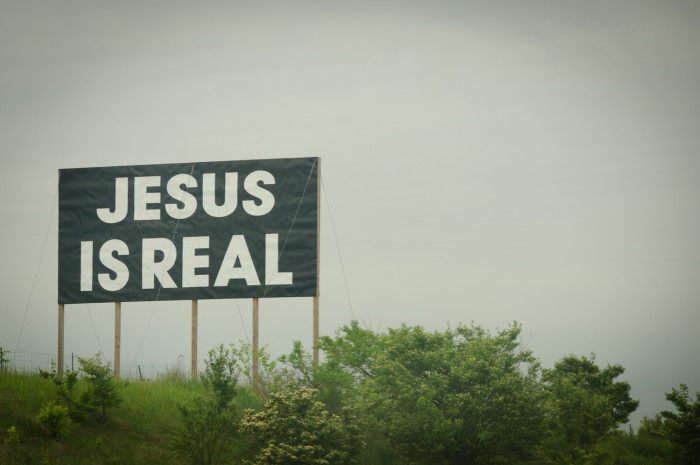 jesus is real indiana images