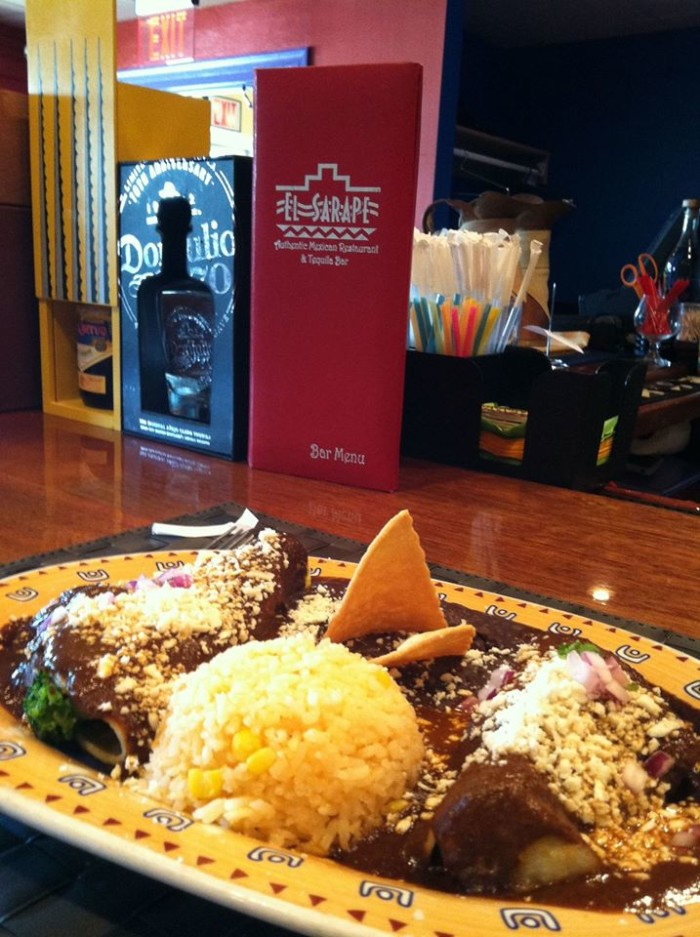 4. El Sarape Mexican Restaurant and Tequila Bar, Blue Bell