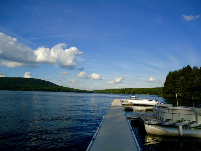 1. Deep Creek Lake, Garrett County