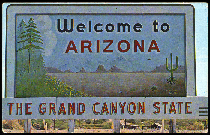 18. We also know that Arizona is the best place to live.