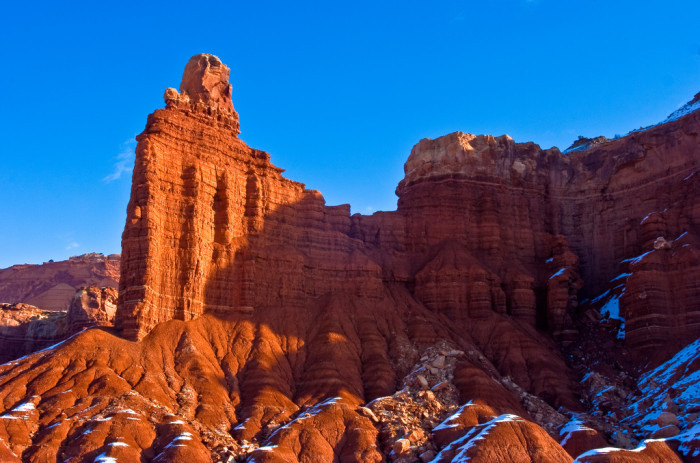 4, Capitol Reef National Park