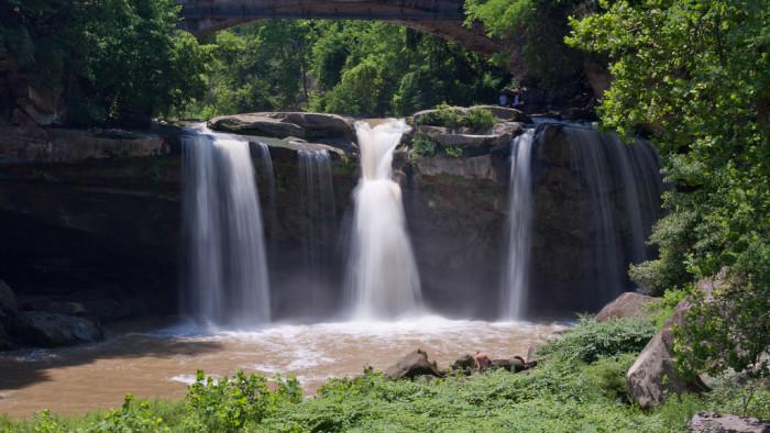 4. West (and East) Falls (Cascade Park)