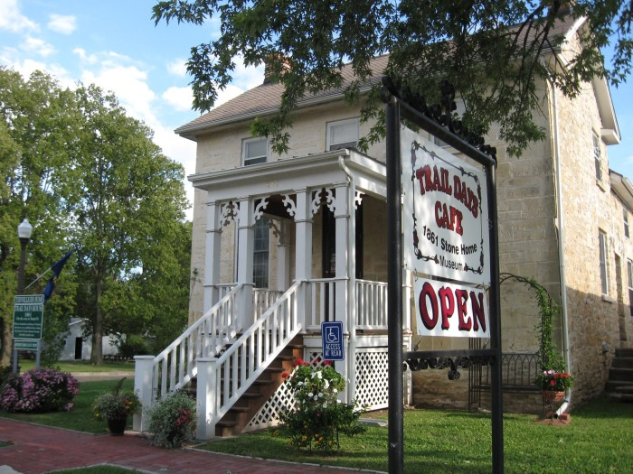 11. Trail Days Cafe & Museum (Council Grove)
