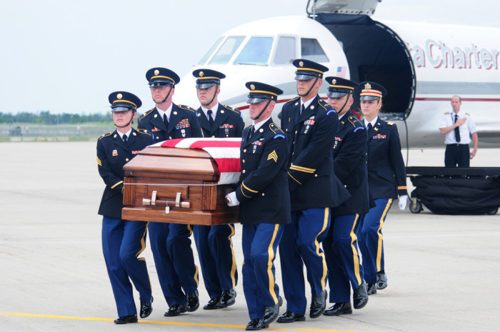 5. Many North Dakotans have given their lives in the line of duty.