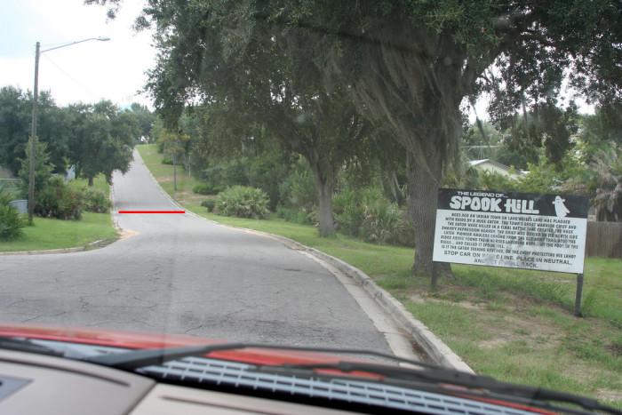 Spook Hill, 5th St, Lake Wales, FL 33853