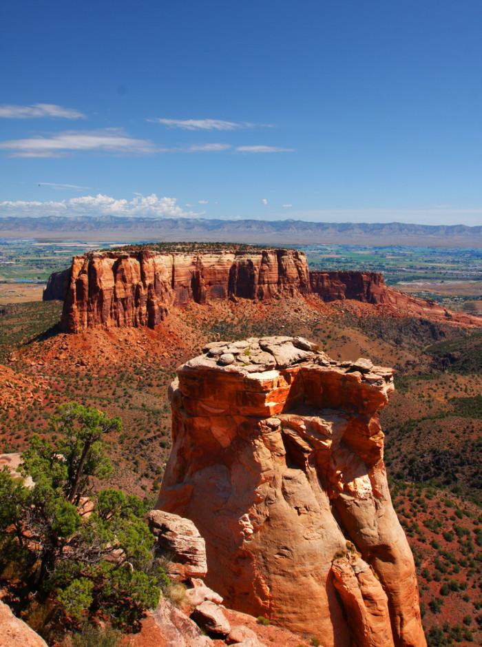 6. Colorado National Monument
