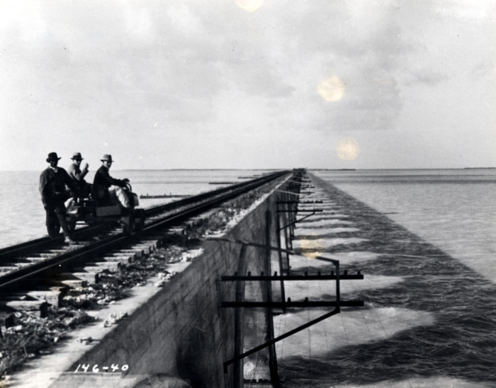 The Story Behind the Abandoned Florida Overseas Railroad