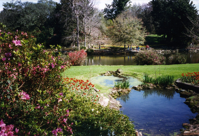 1. Bellingrath Gardens and Home - Theodore, Alabama