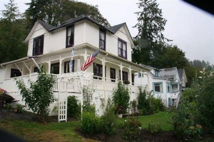 5. You may have seen this historic Astoria house in one of your favorite kids movies....