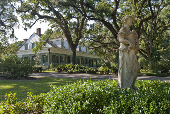 9. Visit Myrtles Plantation in St. Francisville