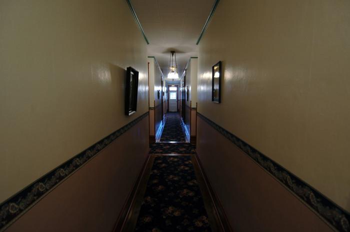 7. Historic Hotel Greybull