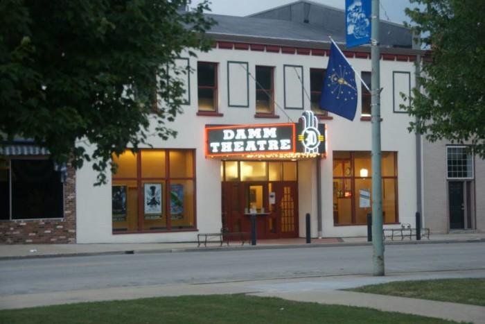 6. The Damm Theatre (Osgood)