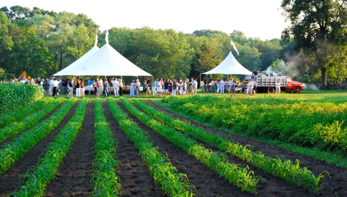 3. Dinners at the Farm