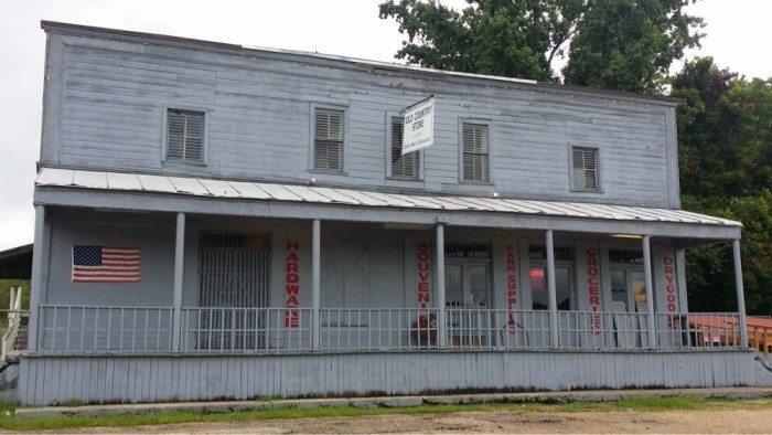 5. The Old Country Store, Lorman