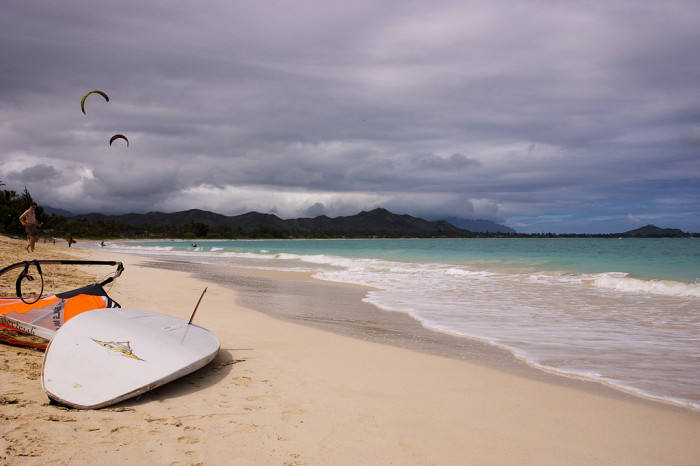 5) Kailua Beach
