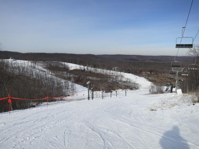 5.Hidden Valley Ski Mountain