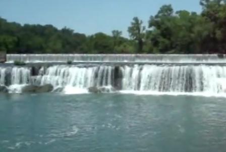 5. Grand Falls on Shoal Creek, Joplin