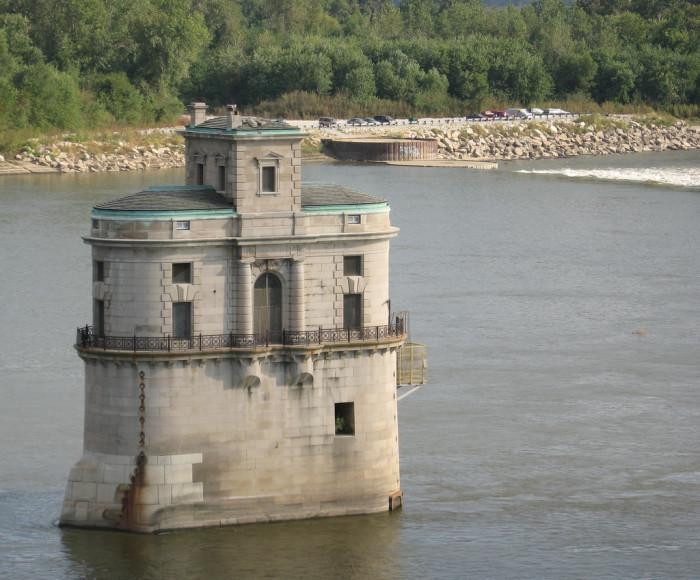 4. Chain of Rocks Bridge, St. Louis